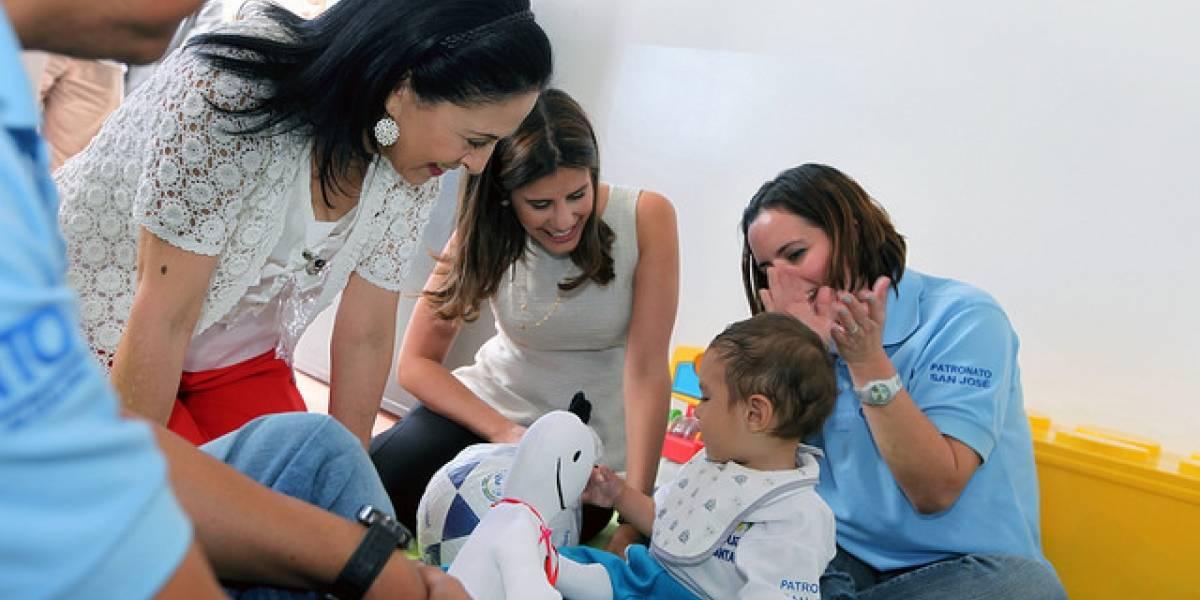 Se inaugura Guagua Centro dirigido a niños con discapacidad en Quito