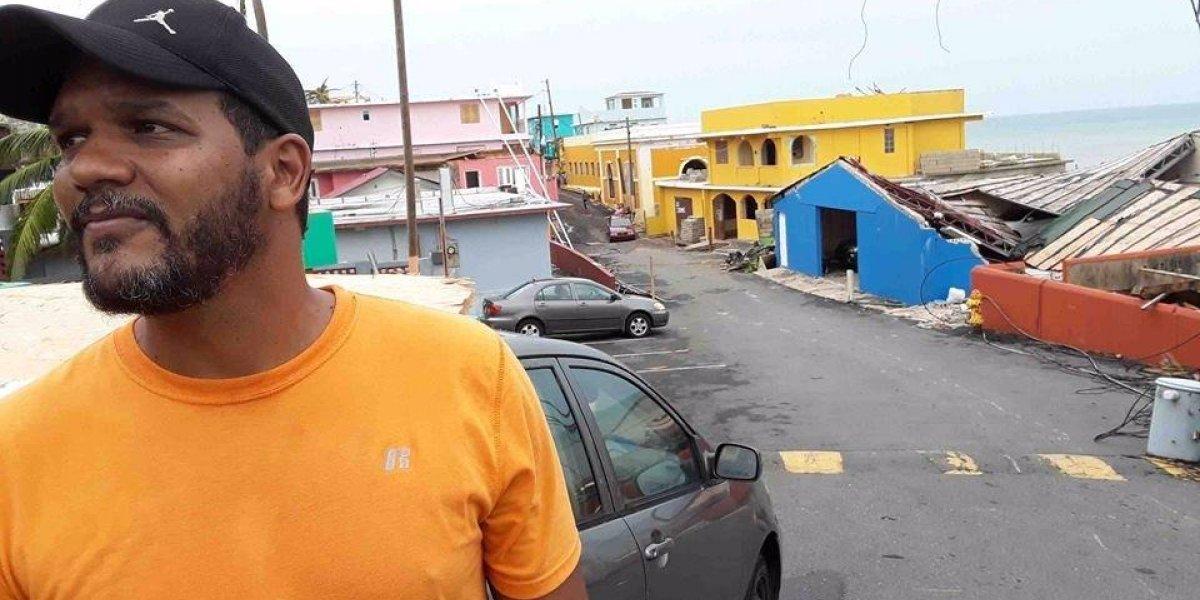 El Ángel que bajó de La Perla pa' 'Puertorro'
