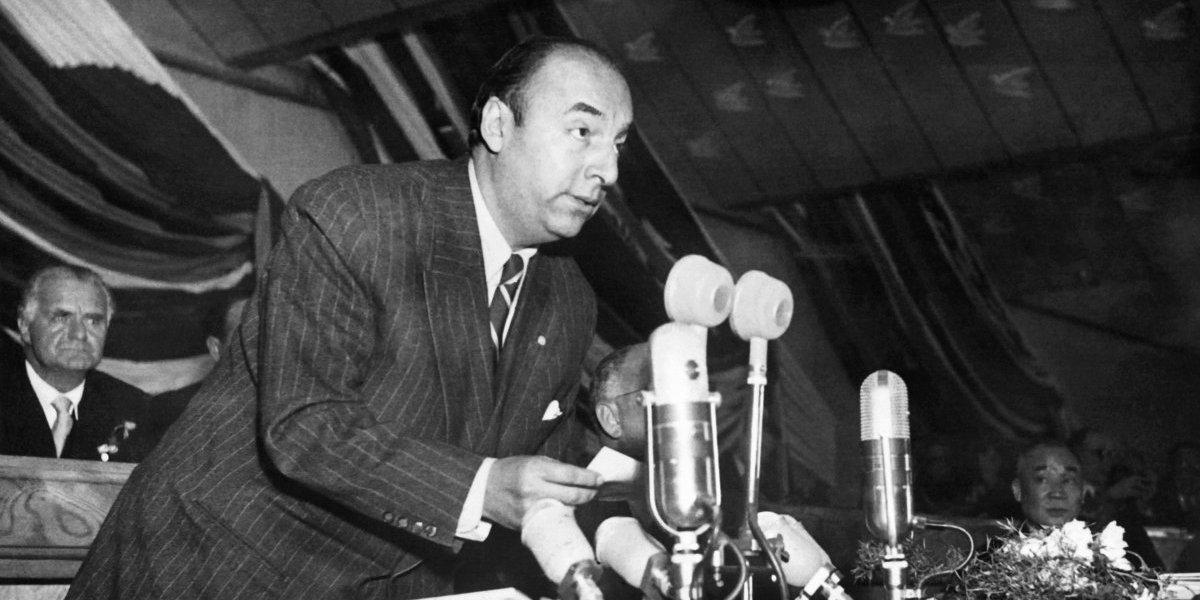 Peritos internacionales aseguran que Pablo Neruda no murió de cáncer a la próstata