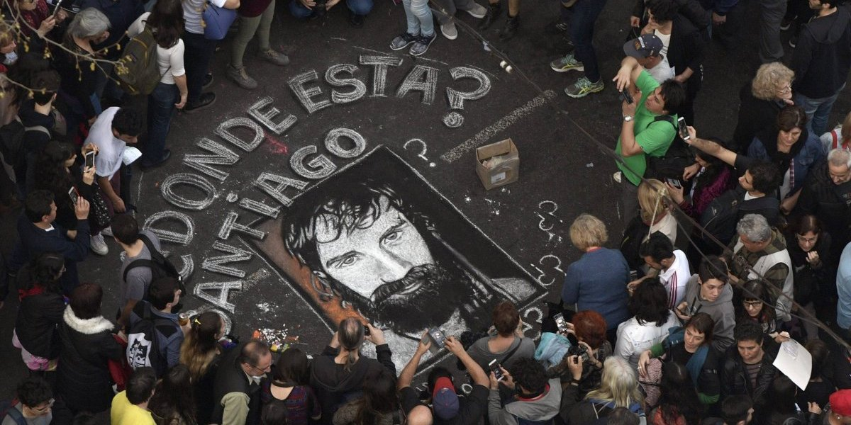 Familia de Santiago Maldonado confirma que cuerpo encontrado en río Chubut corresponde al joven desaparecido