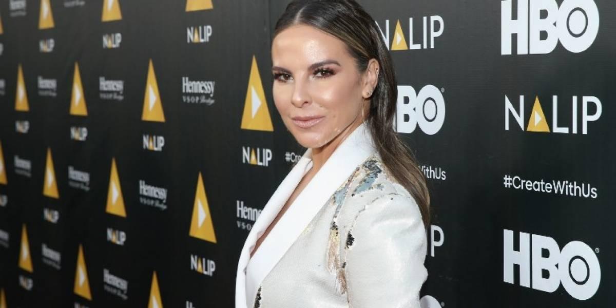 Kate del Castillo revela íntimo detalle que involucra a un reconocido actor