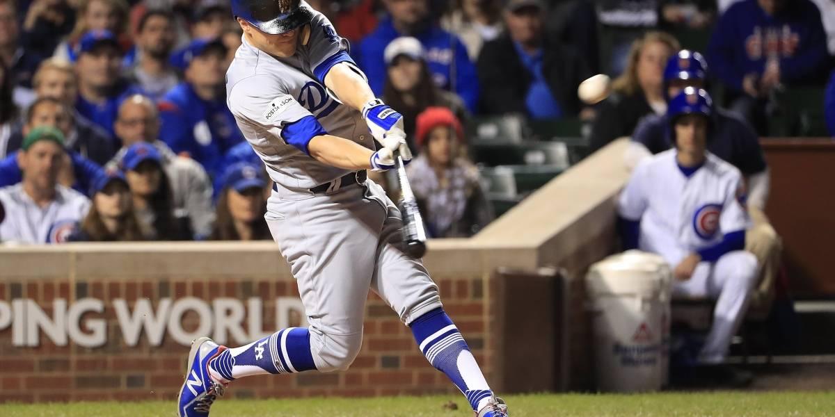 Kike Hernández lleva a los Dodgers a la Serie Mundial