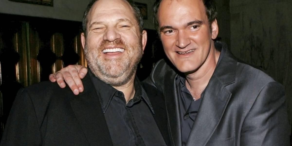 """Tarantino sobre Weinstein: """"Sabía lo suficiente como para haber hecho más de lo que hice"""""""