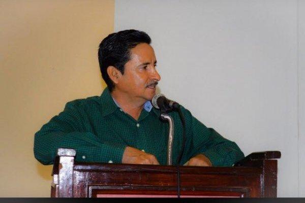 Crispin Gutiérrez, presidente municipal de Ixtlahuacán