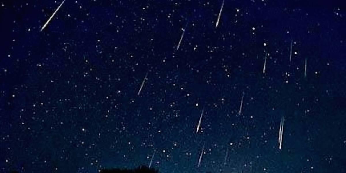 Hoy habrá lluvia de estrellas Oriónidas
