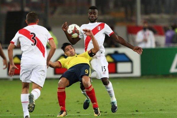 """Radamel Falcao ha sido calificado como uno de los protagonistas del """"Pacto de Lima"""" / Foto: EFE"""