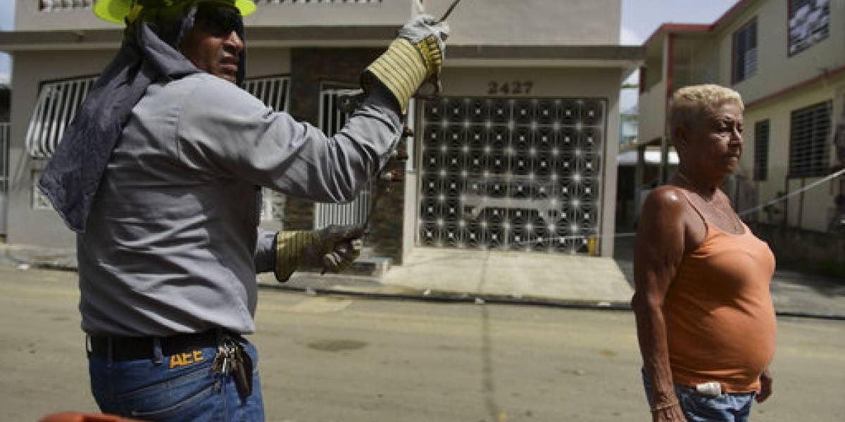 Qué hace Puerto Rico para recuperar su red eléctrica