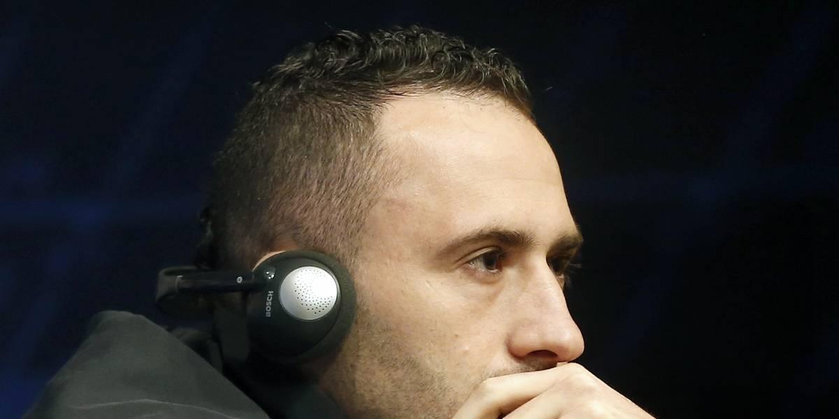 David Ospina se perderá los amistosos de 'la Tricolor'
