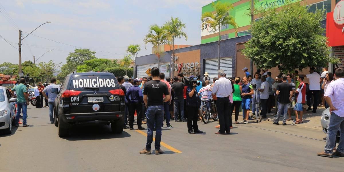 Jovem que matou dois em escola em Goiás está isolado 'por ameaças de morte'