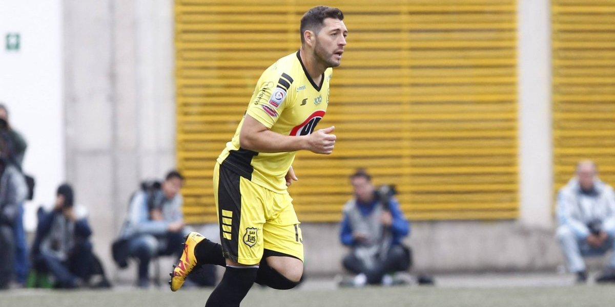 San Luis buscará derribar a Antofagasta sin el lesionado Pepe Rojas