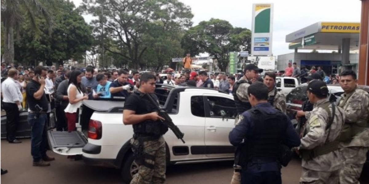Tiroteo en escuela de Brasil deja dos adolescentes muertos