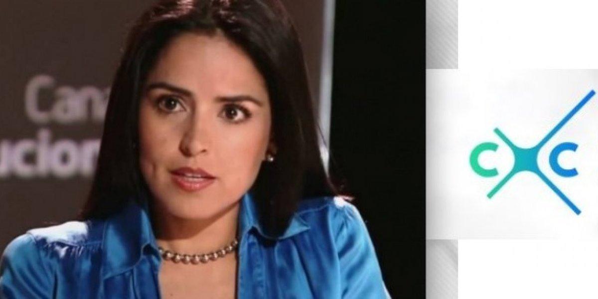 Gerente de Canal Capital destituido e inhabilitado por contratación de Claudia Palacios