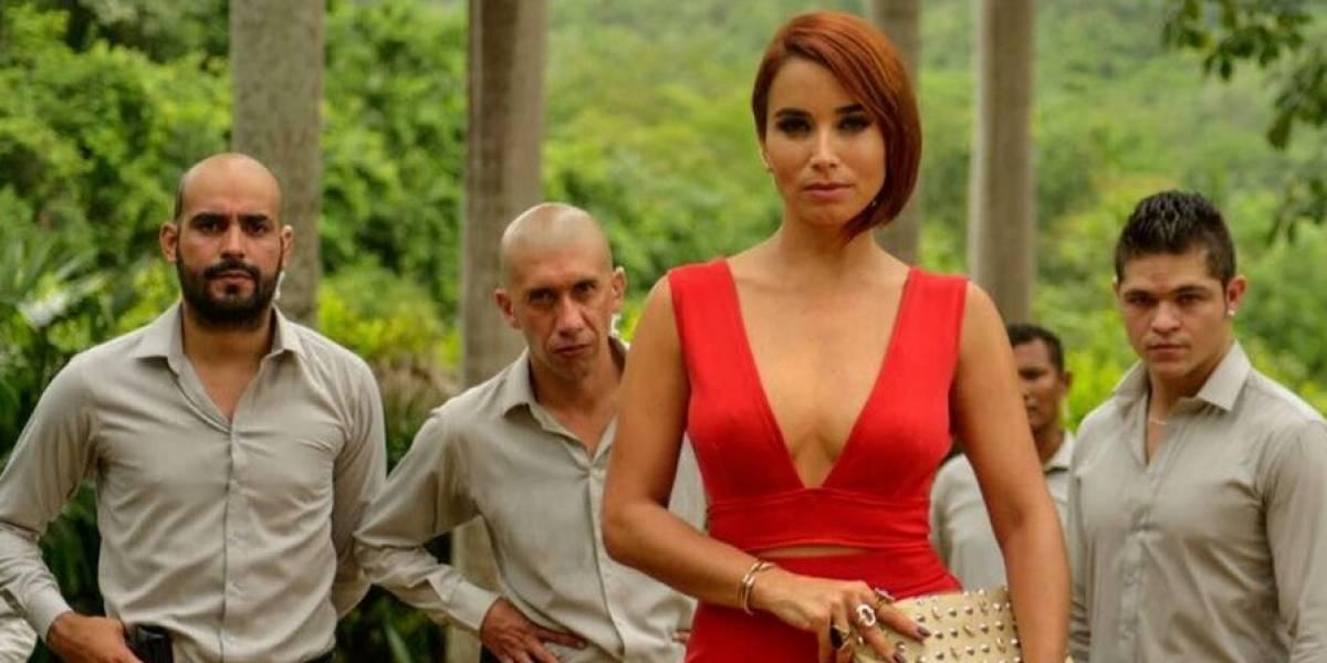 El desnudo de Majida Issa para revista colombiana