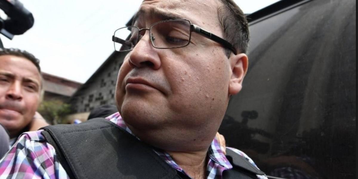 La esposa de Javier Duarte solicita asilo político para ella y sus hijos en Londres