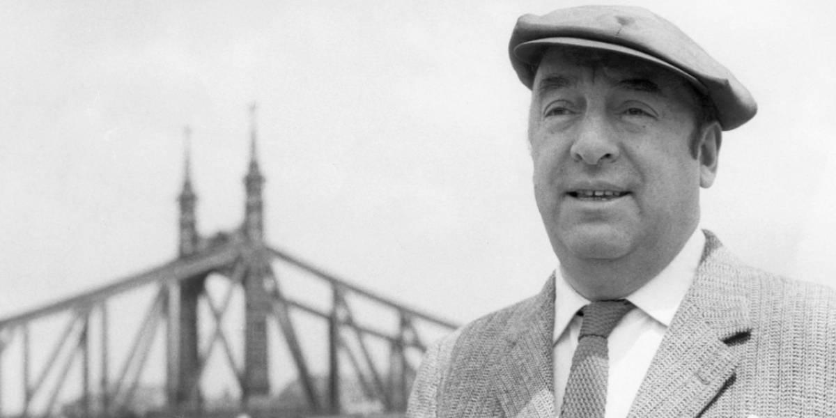 Pablo Neruda no murió de cáncer, asegura equipo internacional de peritos