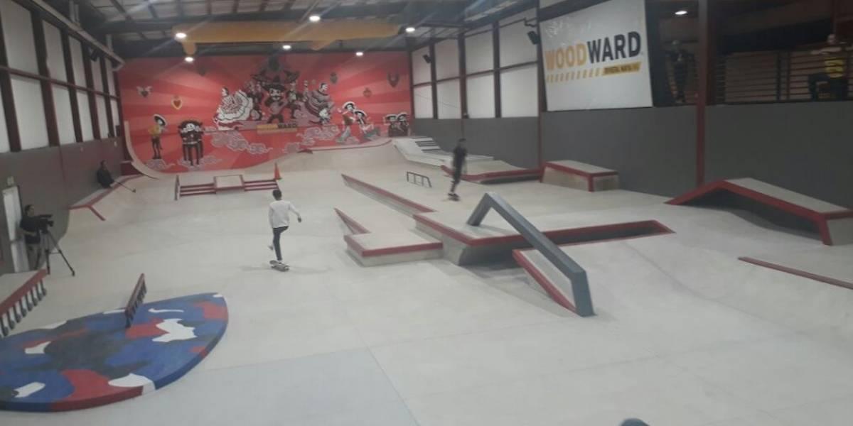 Tony Hawk inaugura skatepark en el Hard Rock Hotel Riviera Maya