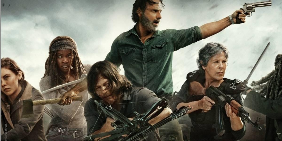 ¡The Walking Dead confirma novena temporada para este año!