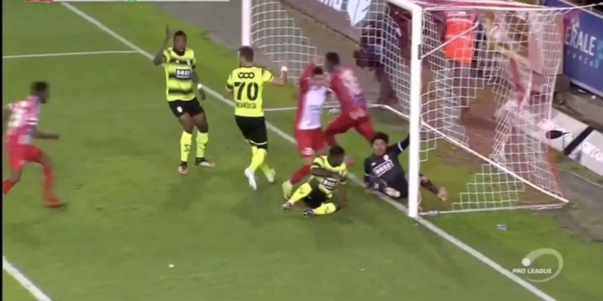 VIDEO: ¿Otro error de Ochoa? Así fue el gol contra el portero mexicano