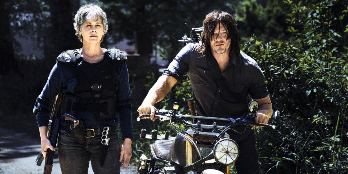 Así ha cambiado el elenco de The Walking Dead desde su primera temporada