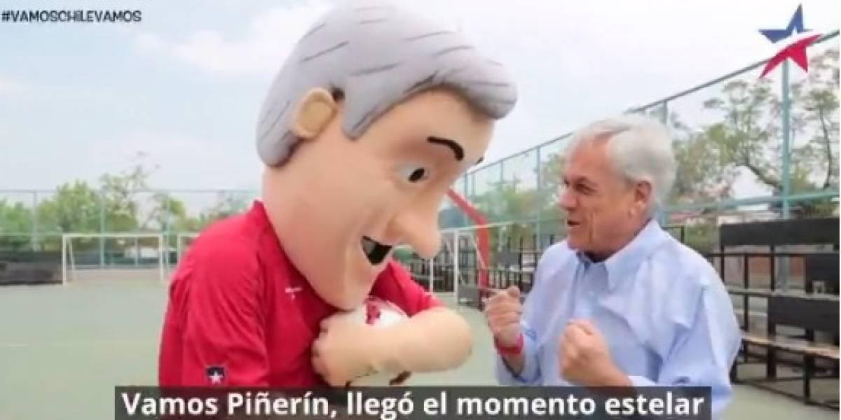 ¿Piñerín o Pillerín?: qué dijo Piñera en la franja electoral que desató las risas en las redes sociales