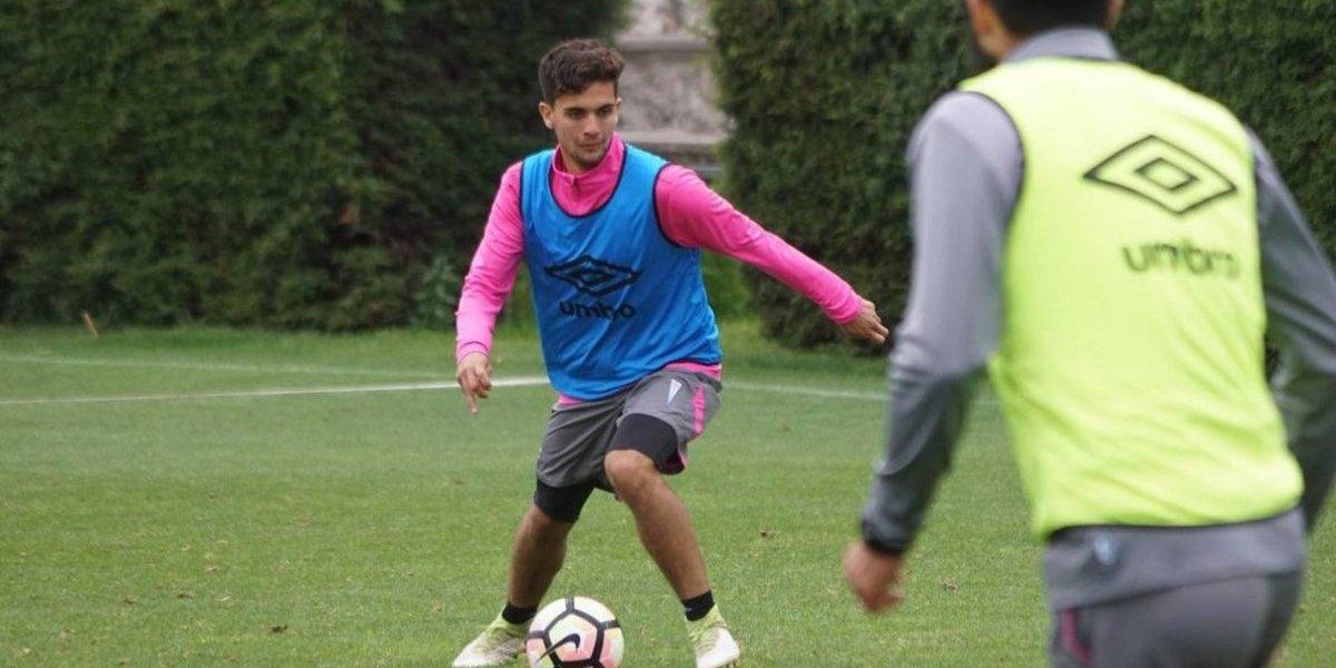 Los juveniles Saavedra y Henríquez se meten en la lista de la UC para enfrentar a Huachipato