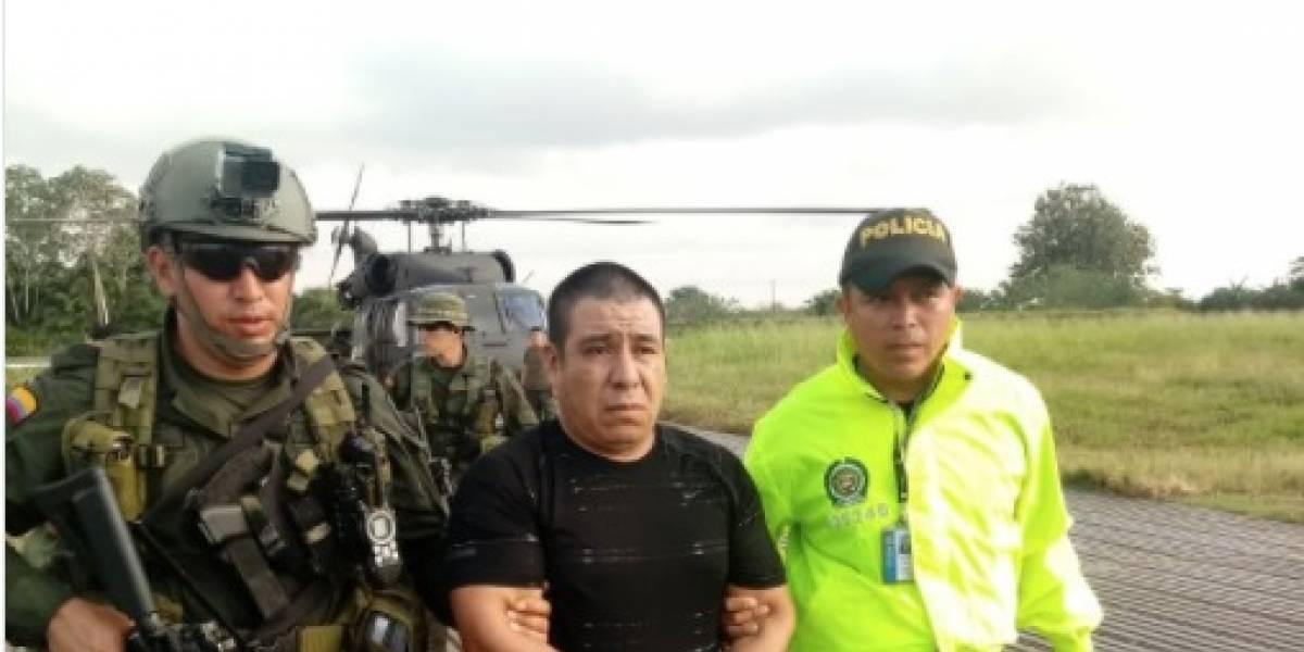 Detienen en Colombia a presunto narco solicitado en extradición por Estados Unidos