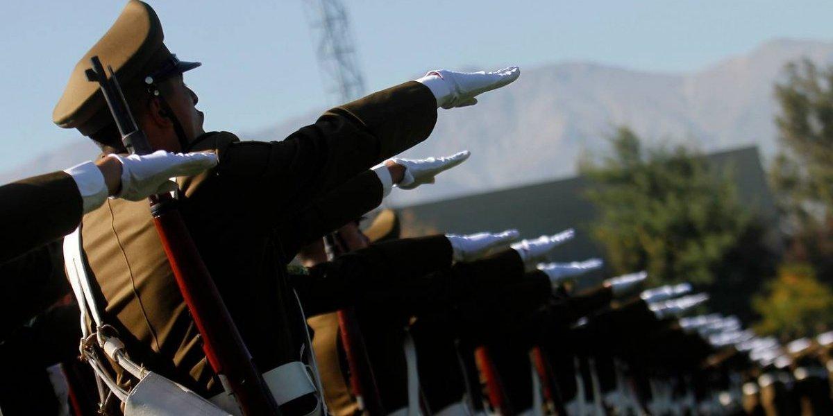 Alcalde de Santiago pidió aumentar dotación de Carabineros a ministro del Interior