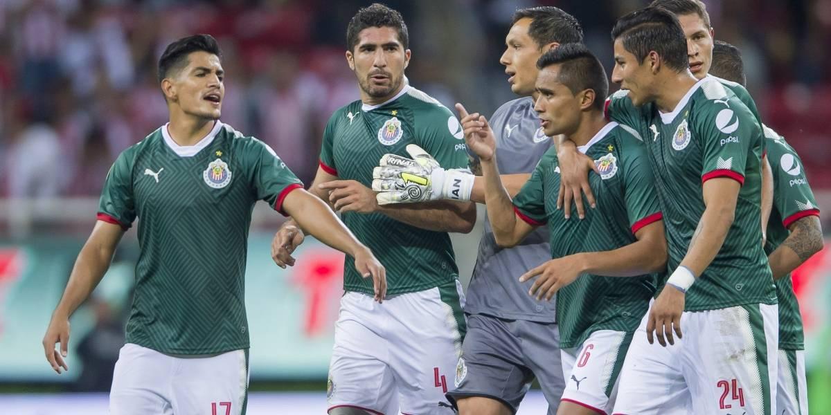 'Con los huev... en la garganta queremos reaccionar', lamentan en Chivas