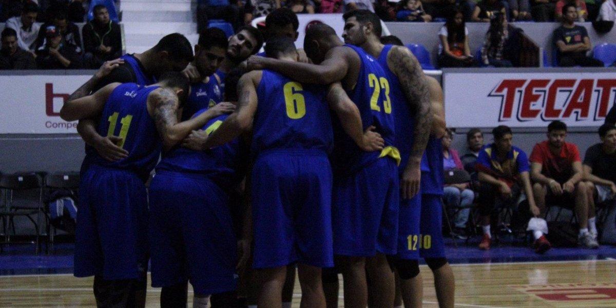 Capitanes debuta en la Liga Nacional de Baloncesto Profesional