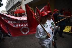 Marcha por el día de la Revolución