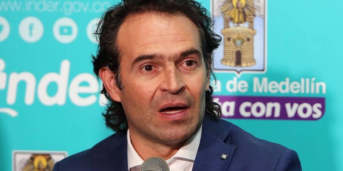 Nueva amenaza para acabar con la vida de Federico Gutiérrez, alcalde de Medellín