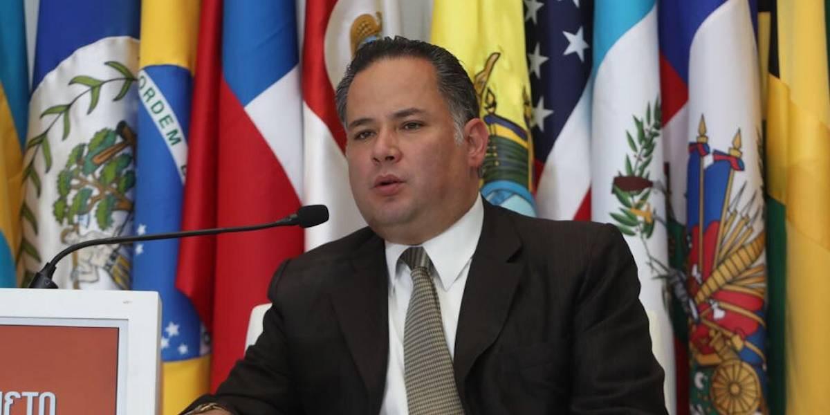 Acudirá Santiago Nieto al Senado tras haber sido destituido de la Fepade