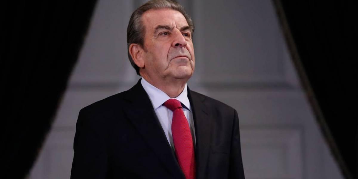 "Ex presidente Eduardo Frei: ""Chile ya no tiembla cuando Trump tuitea"""