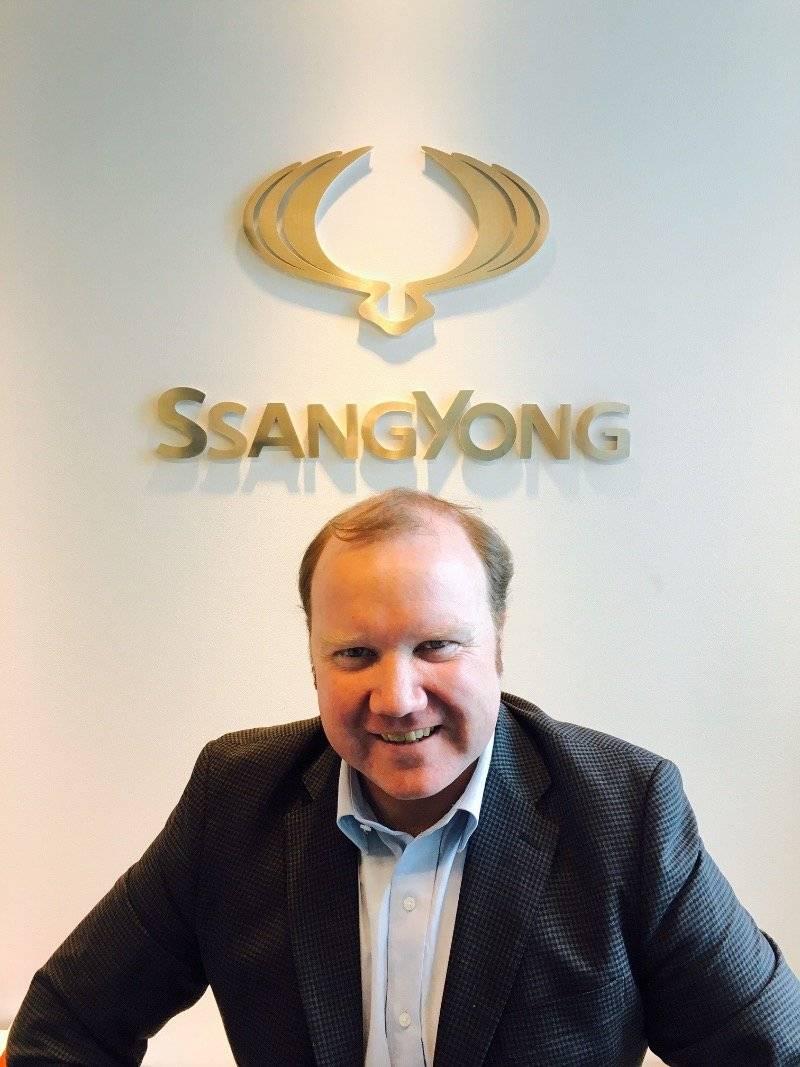 Gerente Ssanyong