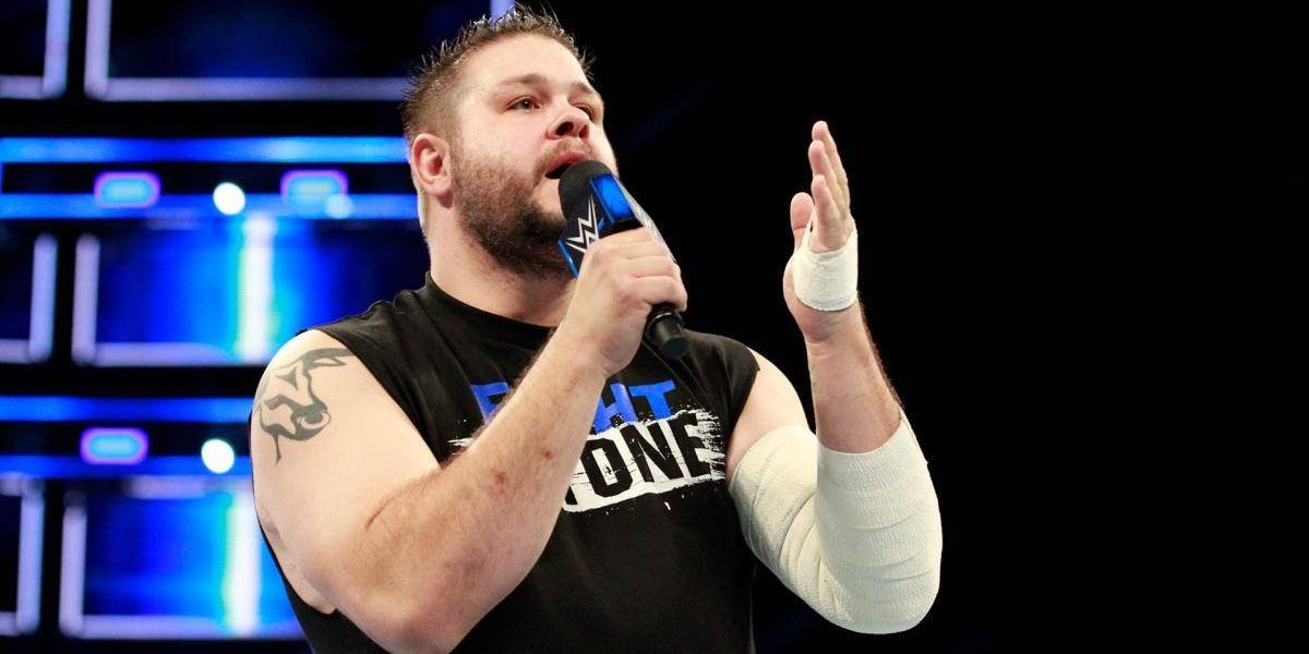 Kevin Owens no luchará en Chile — Confirmado