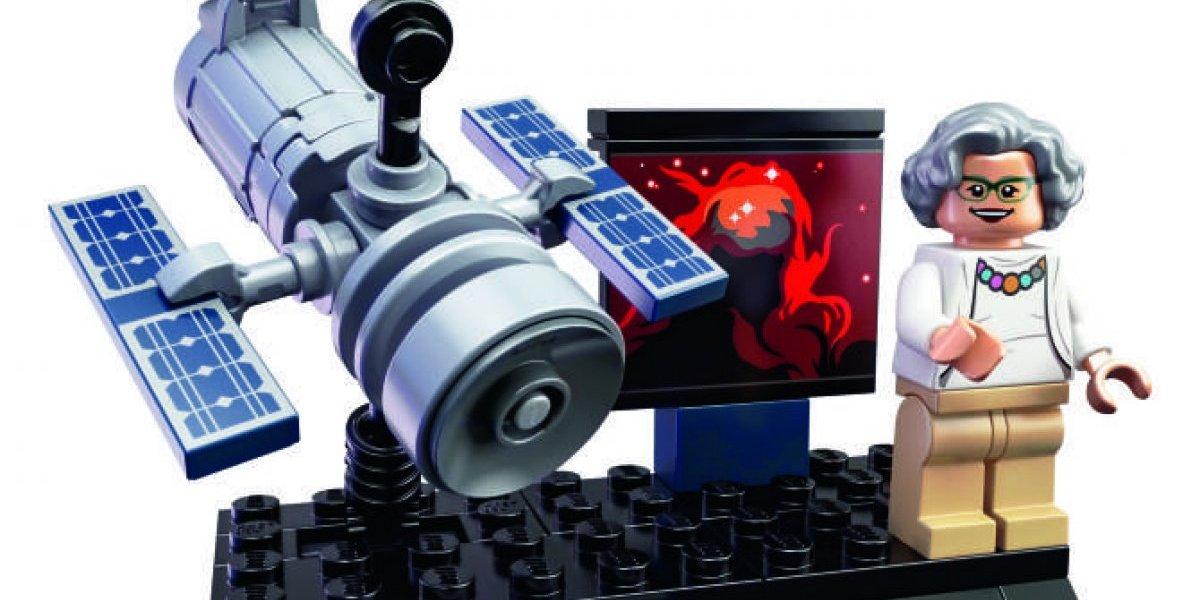 LEGO rendirá tributo a las mujeres de la NASA