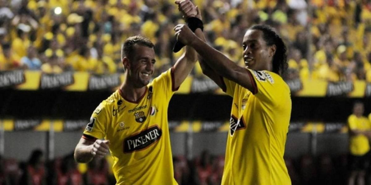 Kaká y  David Beckham, opciones para la Noche Amarilla