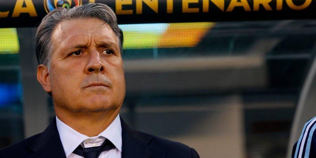 """El Tata Martino también se resta de la Roja: """"No tengo ninguna oferta, estoy comprometido con Atlanta"""""""