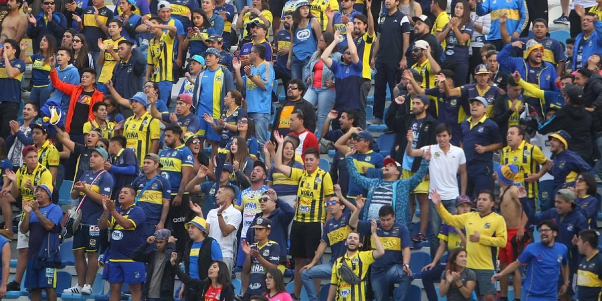 Clásico Porteño: Carabineros recomienda no usar la camiseta de Everton en Valparaíso