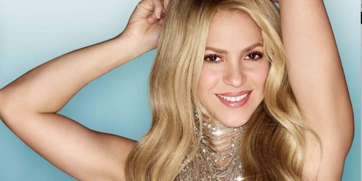 Shakira es la nueva víctima del abuso de photoshop