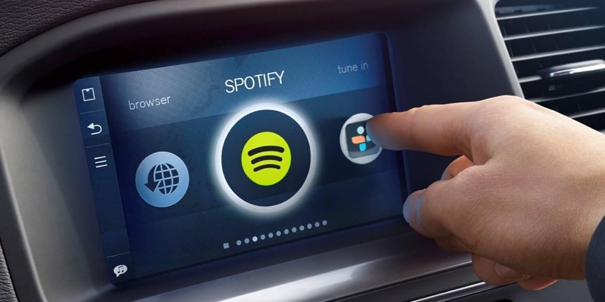 """Ford y Spotify crearon """"lista de música triste"""" para manejar mejor"""