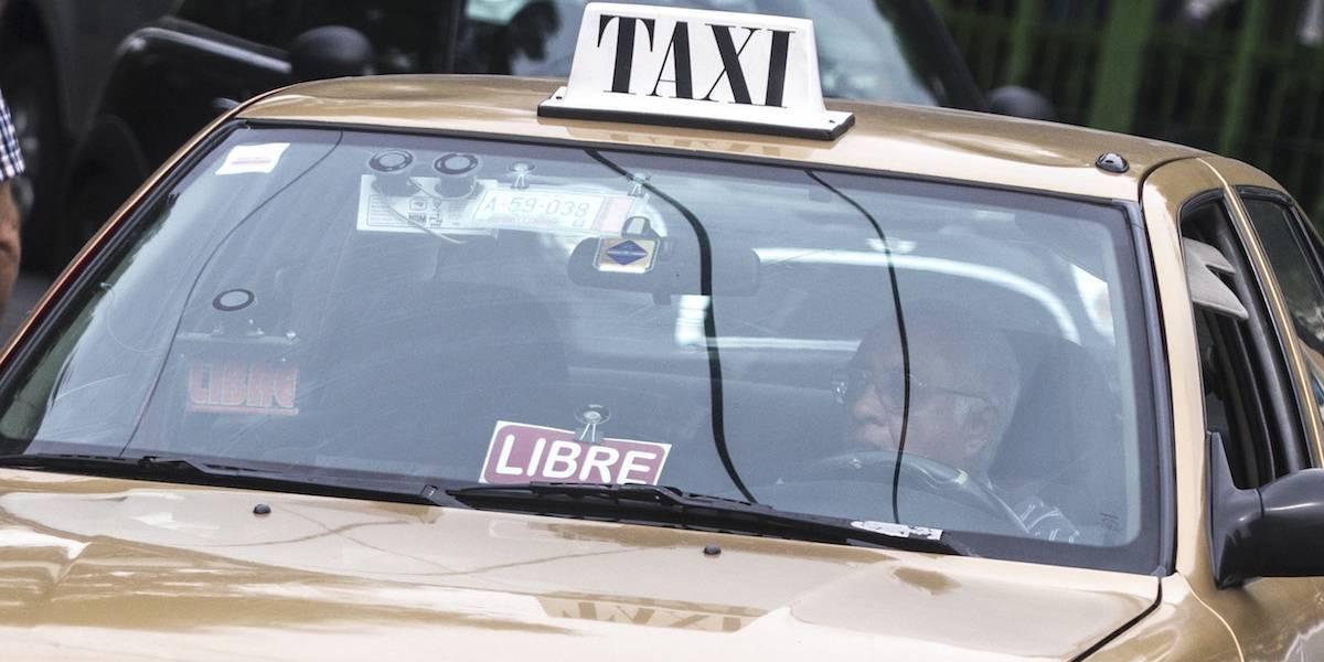 Detienen a secuestradores de taxista gracias a un mensaje de texto