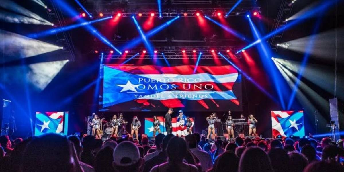 """Wisin & Yandel viven grandes emociones en """"Puerto Rico Somos Uno"""""""
