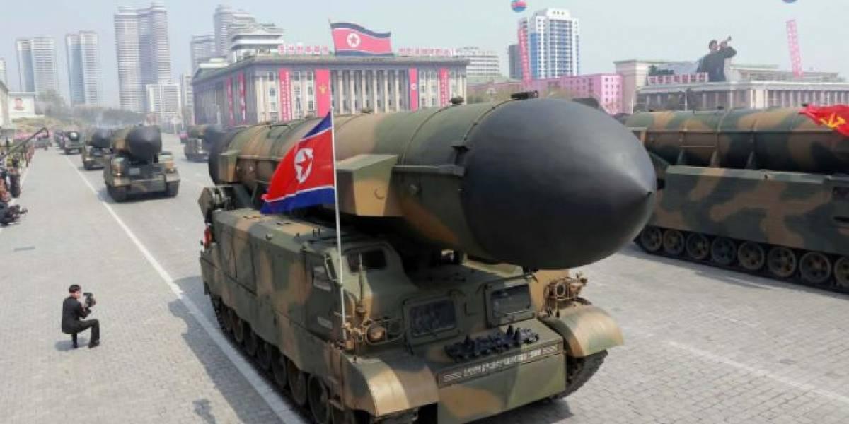 """Se arman con todo: la poderosa amenaza de más de """"dos mil toneladas"""" con la que Corea del Norte quiere aterrar a EEUU"""