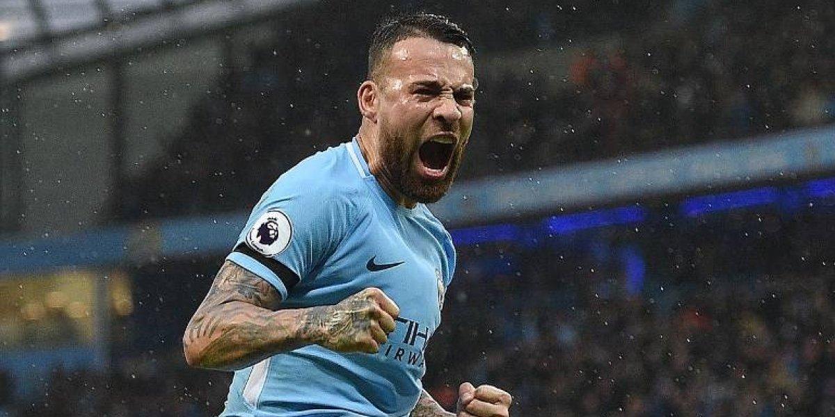 Manchester City golea al Burnley y sigue siendo líder en la Liga Premier