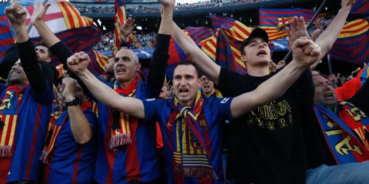 """""""Siempre hemos estado al lado del pueblo"""": FC Barcelona respalda a instituciones de Cataluña tras anuncio de Rajoy"""