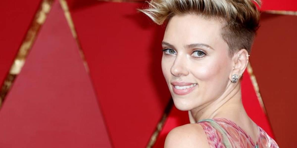 Scarlett Johansson organiza evento para ayudar a Puerto Rico