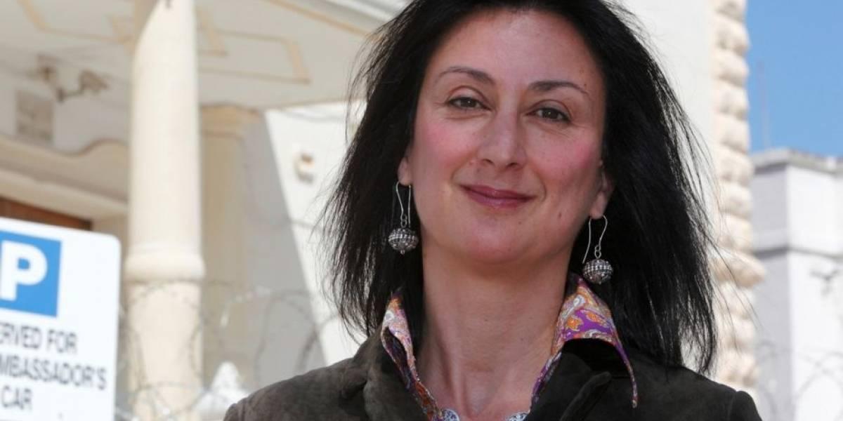 Malta ofrece millonaria recompensa para dar con responsables de misterioso asesinato de periodista