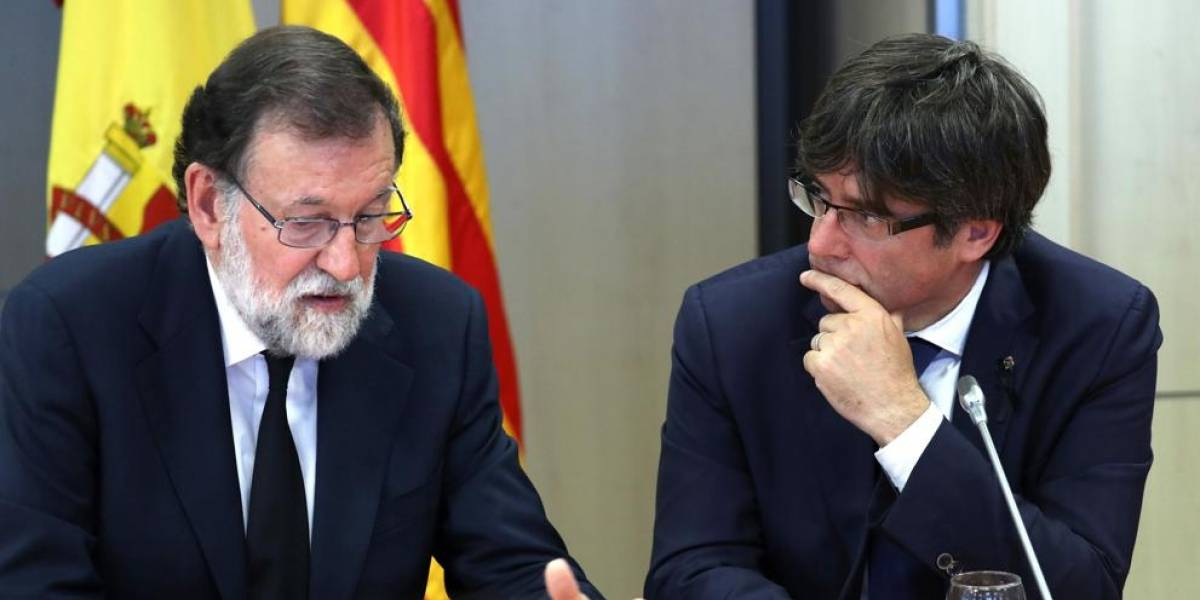 Gobierno español destituirá al presidente catalán para impedir la independencia