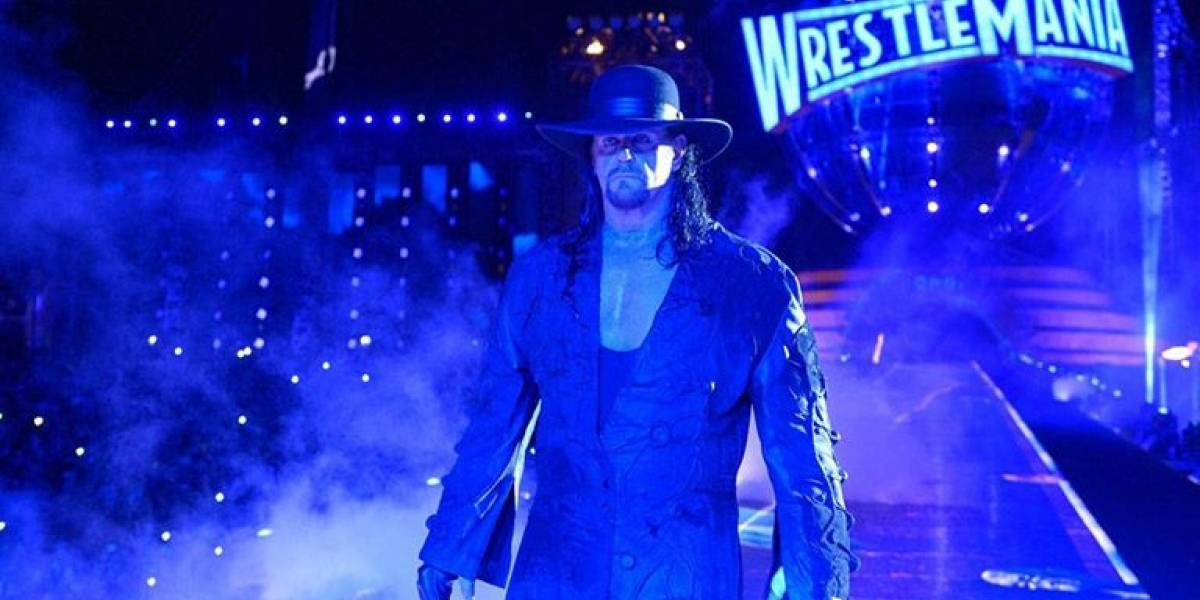 Undertaker inspira tenis de jugador de los Vikings
